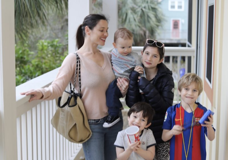 Charleston Family Weekend