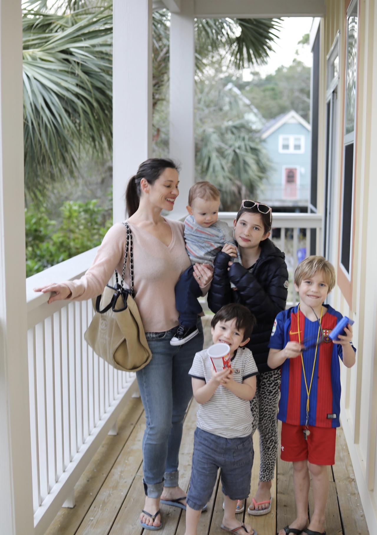 Charleston Beach Villa