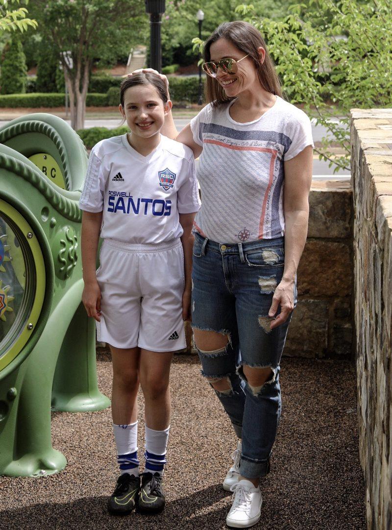 Soccer Mommying Basics
