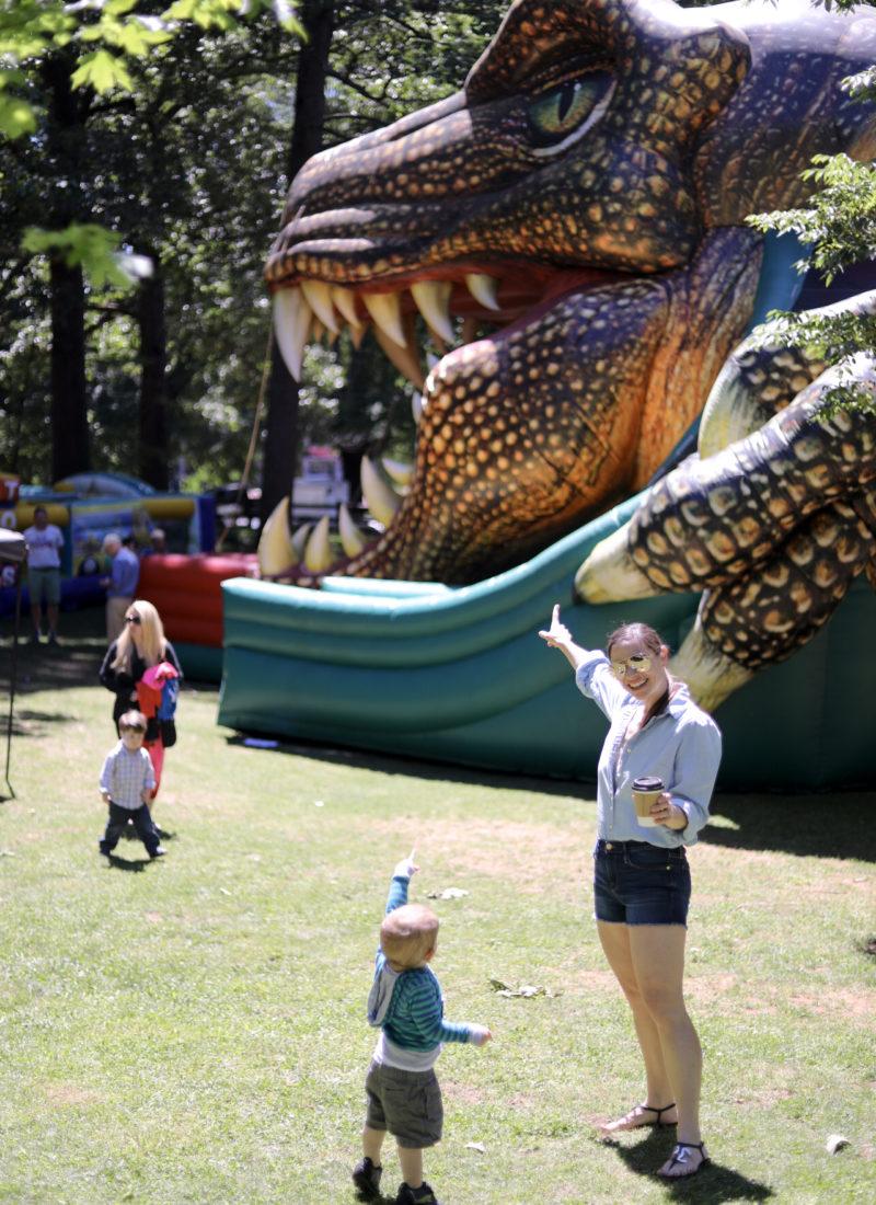 Chastain T-Rex