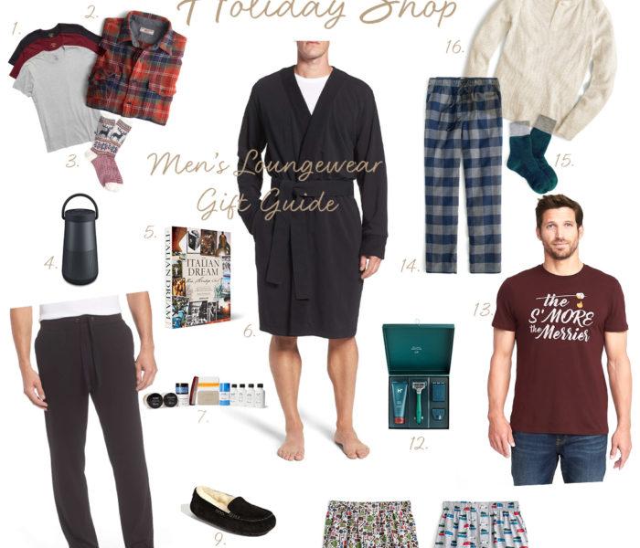 Men's Loungewear Gift Guide