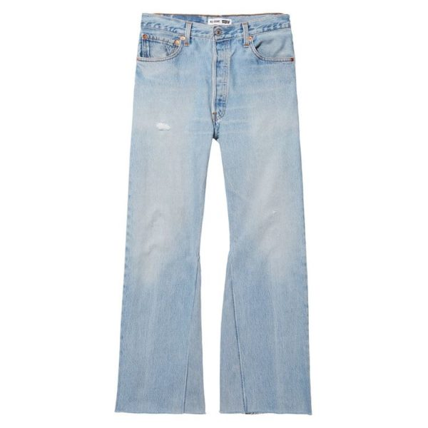 RE/DONE THE LEANDRA JEANS