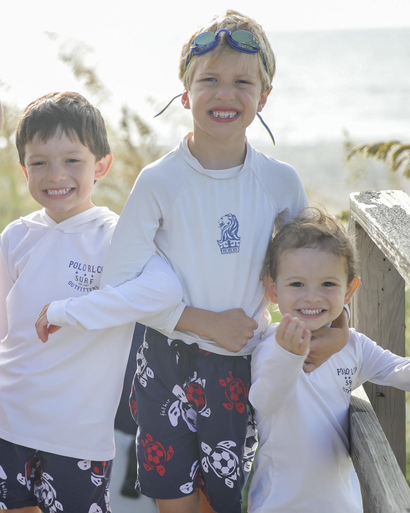 Amelia Island Vacation Brothers