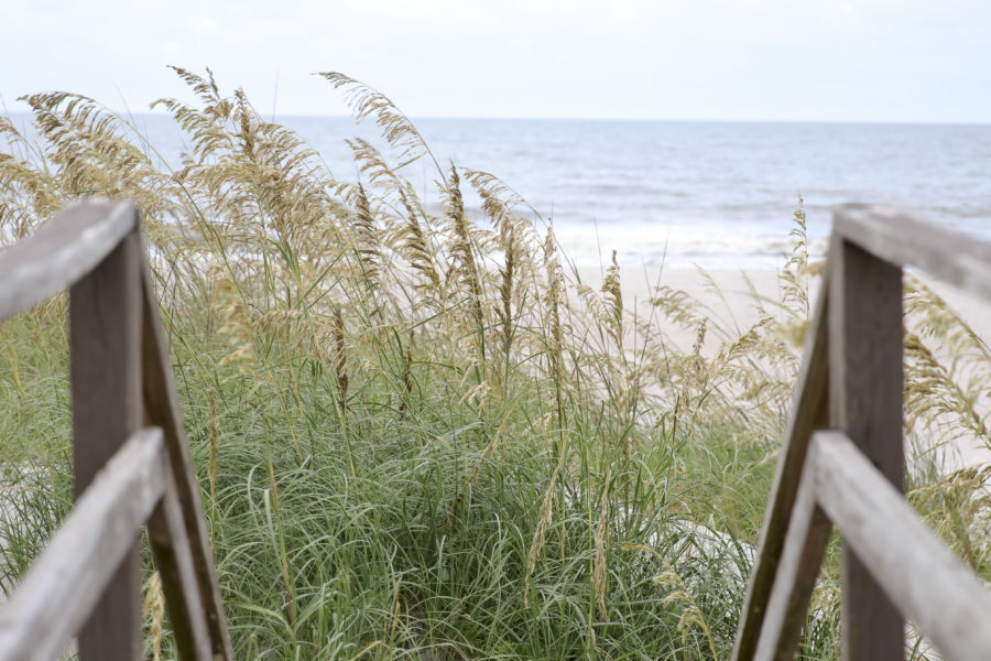 Amelia Island Fernandina Beach View