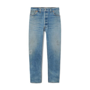 Re Done Levi's High Rise Ankle Crop