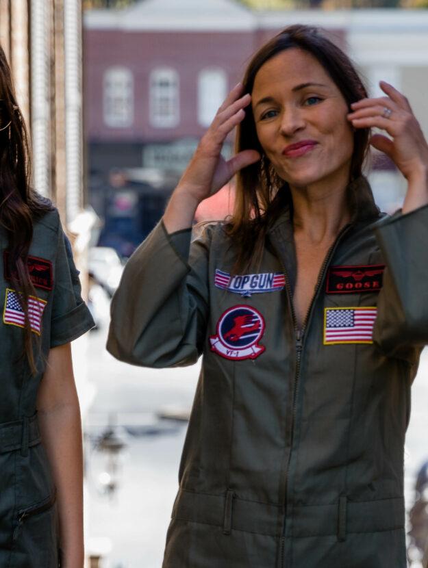 Top Gun Flight Suits