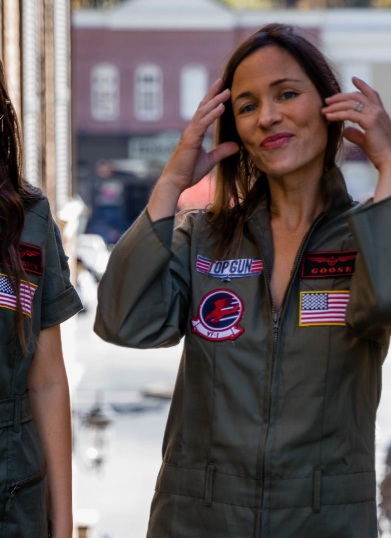 Top Gun Flight Suits