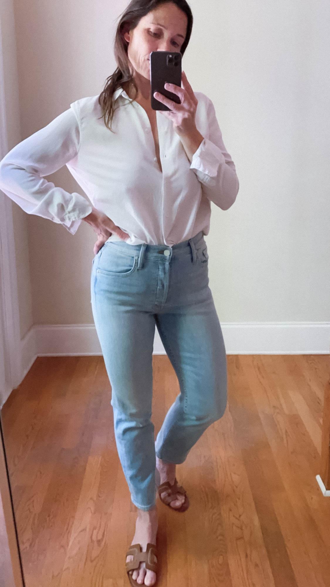 Mother Tomcat Jeans Hermes Oran
