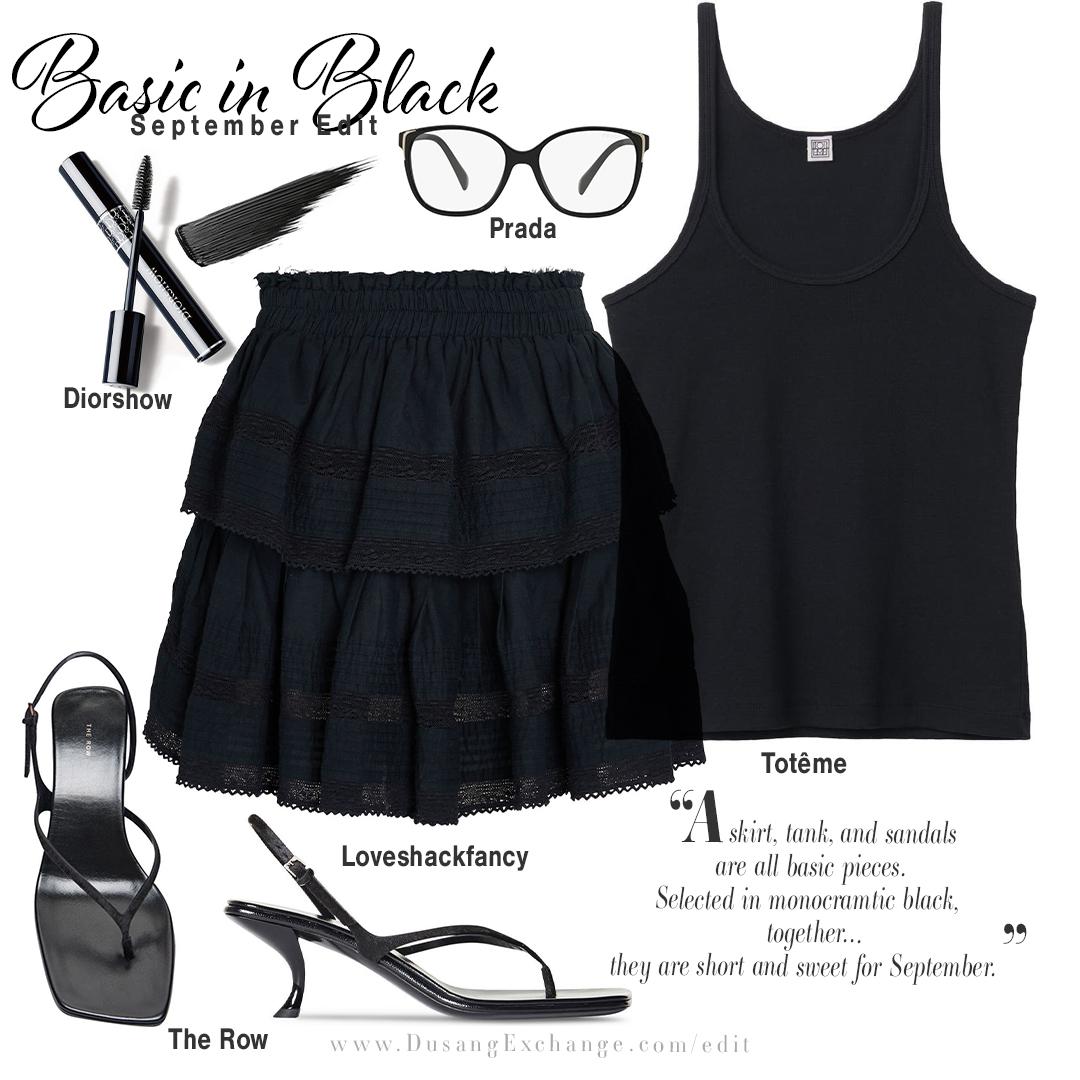 Basic in Black